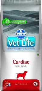 Farmina Vet Life Dog Cardiac 2кг