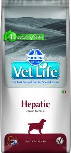 Farmina Vet Life Dog Hepatic 12 кг