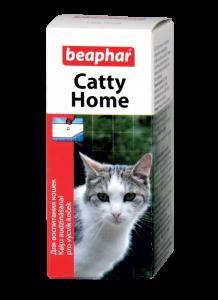Beaphar Catty Home приучает к месту 10мл