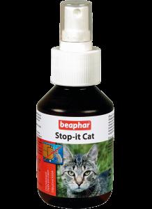 Спрей Beaphar Stop It Cat отпугивает кошек 100мл