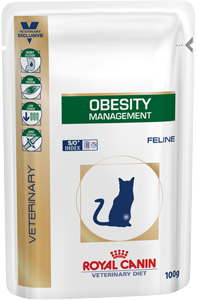 Obesity Management Feline 0.1кг