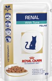 Renal Feline With Tuna 85гр