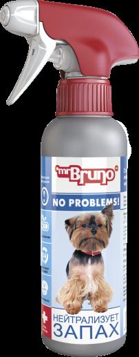 Mr. Bruno для собак нейтрализует запах 200мл