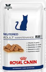 Neutered Adult Maintenance (в соусе) 100гр