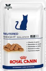 Neutered Weight Balance (в соусе) 100гр
