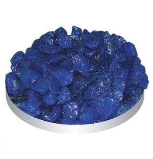 Triton Тритон декоративный грунт синий крупный 800 гр