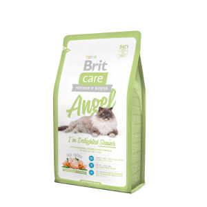 Brit Care Cat Angel I´m Delighted Senior, 400гр