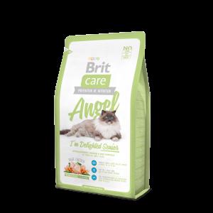 Brit Care Cat Angel I´m Delighted Senior, 2кг