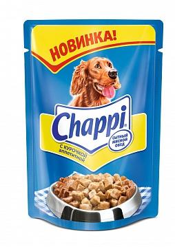 Chappi с курочкой 100 гр