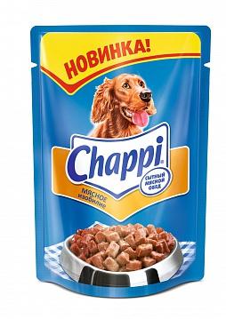 Chappi мясное изобилие 100 гр