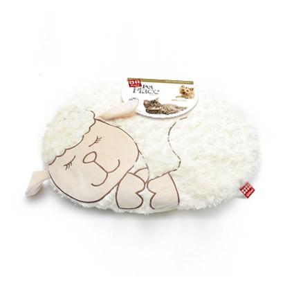 Лежак для кошек GiGwi — Овечка 75114