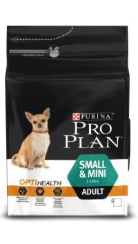 Pro Plan Small & Mini Adult Курица с рисом 3 кг