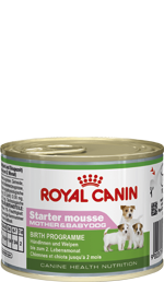 ROYAL CANIN STARTER MOUSSE 195 гр