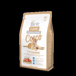 Brit Care Cat Cocco I'am Gourmand, 7кг