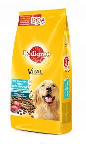 Pedigree для взрослых собак всех пород 2,2кг