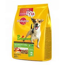 Pedigree для взрослых собак малых пород 2,2кг