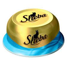 Sheba С сочным тунцом в нежном соусе 80гр