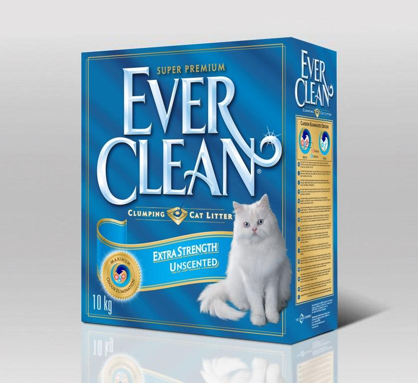 EVER CLEAN Extra Strength Unscented 6 л