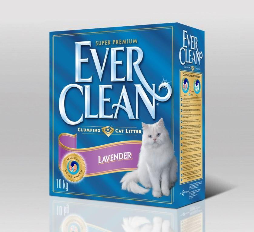 EVER CLEAN Lavender  6 л