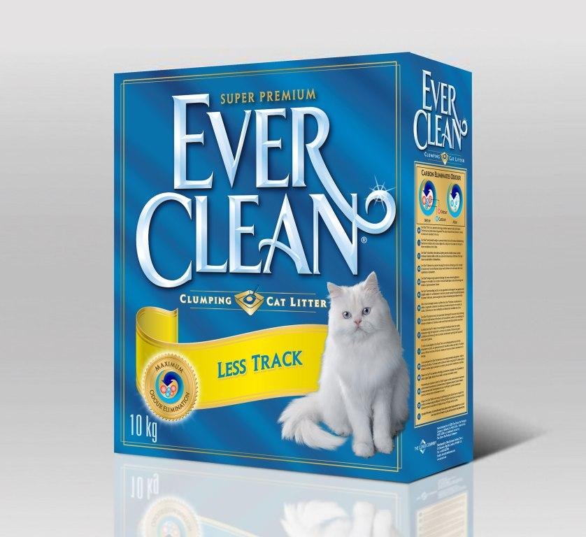 EVER CLEAN Less Track 10 л