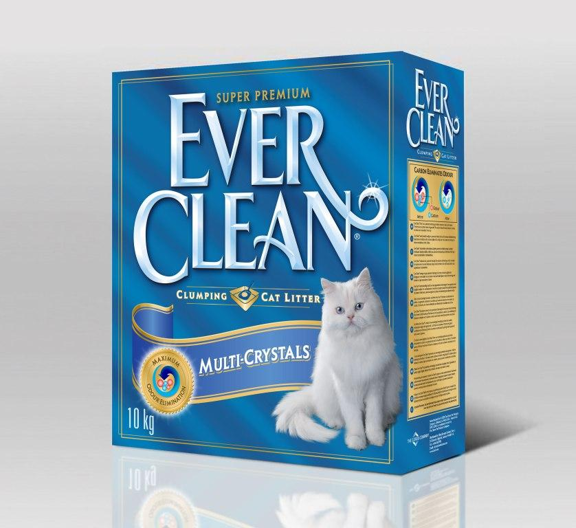 EVER CLEAN Multi Crystal Blend 6 л