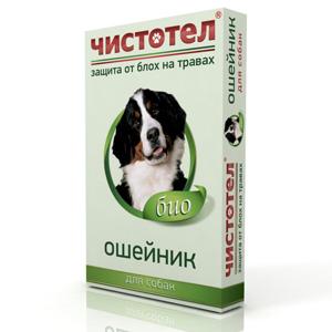Чистотел Био ошейник репеллентный для собак