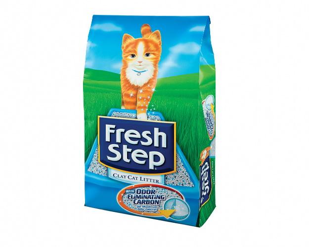 Наполнитель Fresh Step 3.17 (6 л) кг