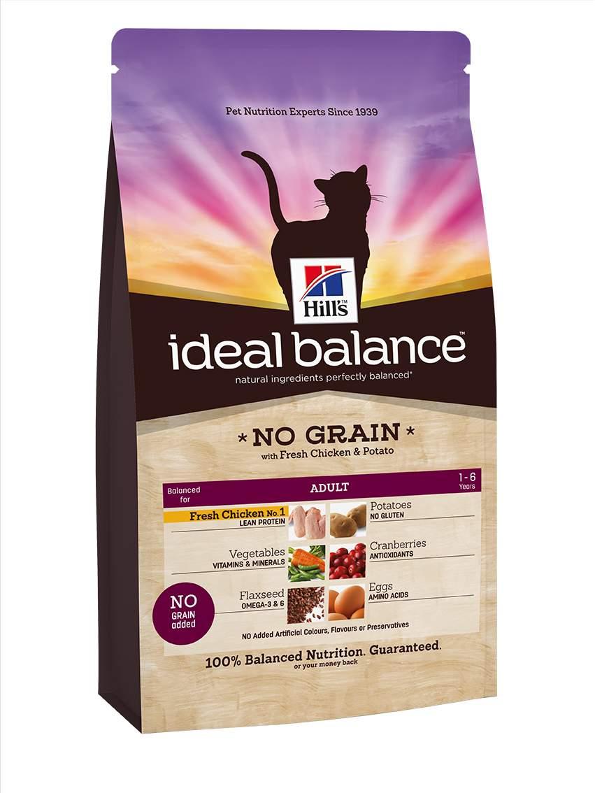 355Hill's Ideal Balance Adult с курицей и картофелем 300 гр 10722