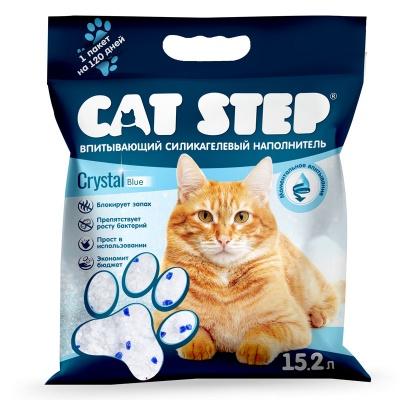 Cat Step Crystal Blue, 7.6л