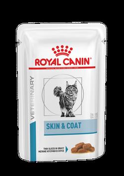 Skin & Coat Formula (в соусе) 85гр