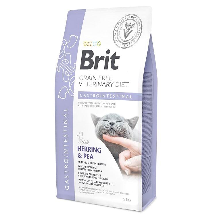 Brit Veterinary Diet Cat Grain free Gastrointestinal, 2кг