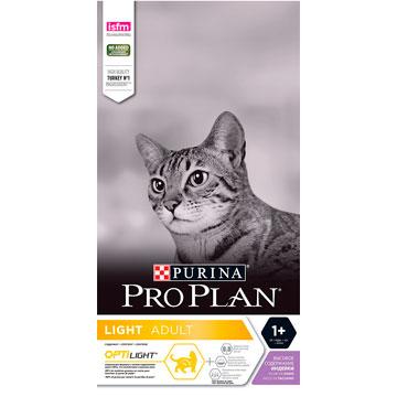 PRO PLAN® LIGHT с индейкой, 1,5кг