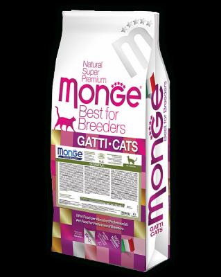 Monge Cat Sensitive 10 кг