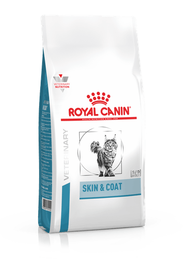 Skin & Coat Cat, 400гр