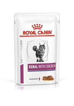 Renal с курицей (в соусе) 85гр