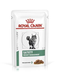 Satiety Weight Management Feline 85гр