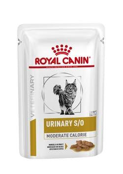 Urinary S/O Moderate Calorie Feline (в соусе) 85гр