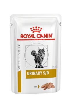 Urinary S/O Feline (паштет) 85гр