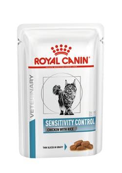 Sensitivity Control Chicken with Rice (в соусе) 85гр