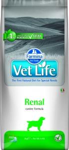 Farmina Vet Life Dog Renal 2 кг