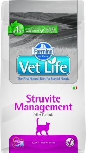 Farmina Vet Life Cat Struvite Management 2 кг.