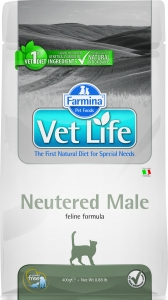 Farmina Vet Life Cat Neutered Male 2 кг.