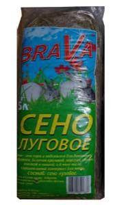 BRAVA Сено луговое