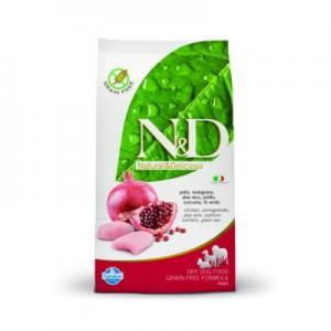 Farmina N&D Dog Adult Chicken & Pomegranate 2,5 кг.