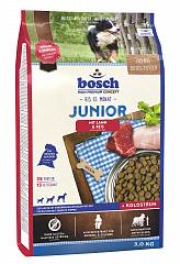 Bosch Junior ягнёнок и рис 15 кг