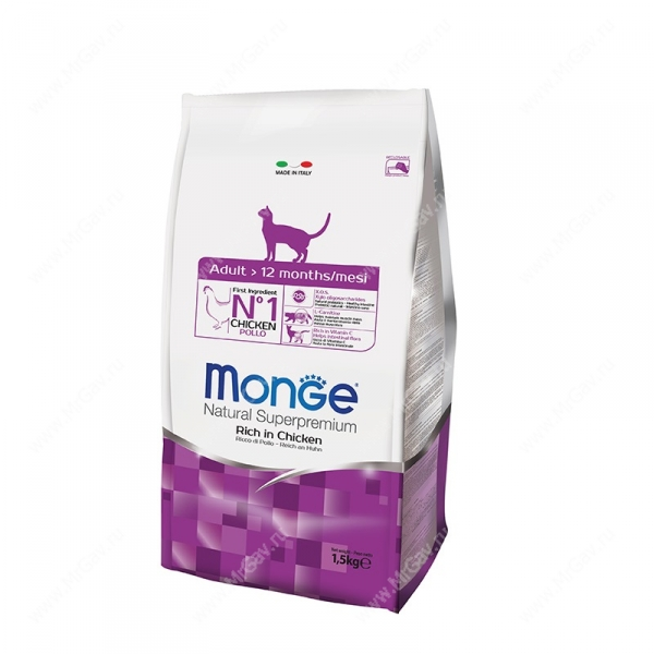 Monge Cat Adult 400 гр