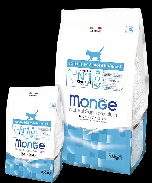 Monge Kitten 0,4 кг