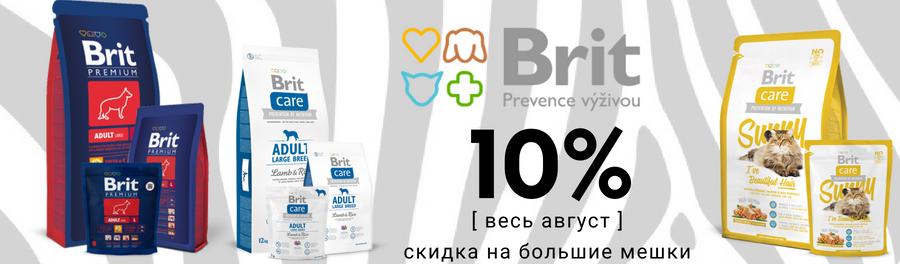 Brit 10%