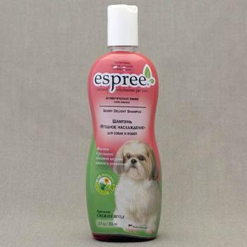 Espree Шампунь «Ягодное наслаждение», для собак и кошек, 355 мл (арт.00185)