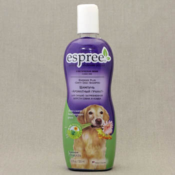 Espree - CLC Energee Plus «Dirty Dog» Shampoo, 355 мл (арт.00014)
